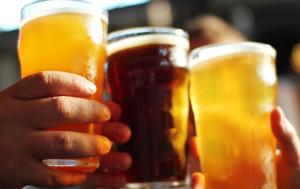 Cervezas brindis
