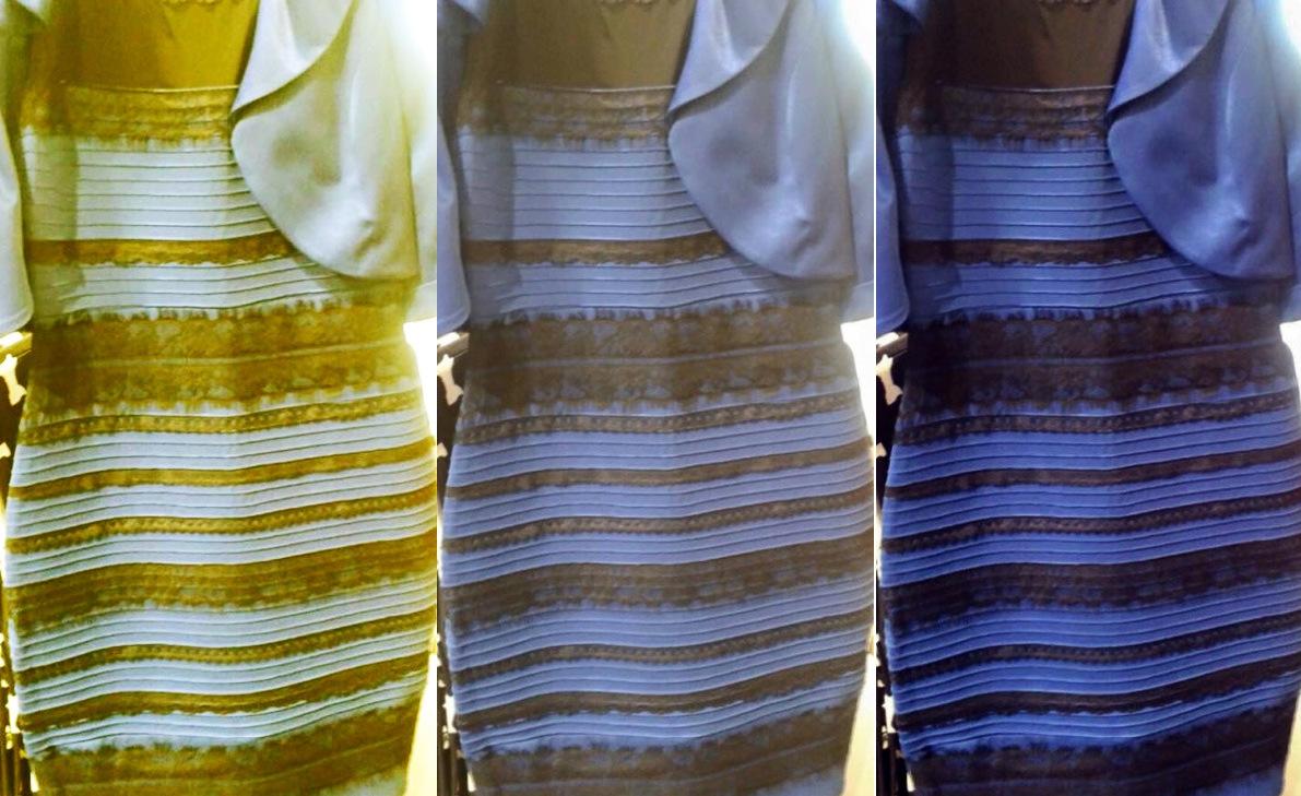 Quien hizo el vestido blanco con dorado